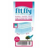 Fit Fly Alti Kapali Kafes Tülü Salma X-Large (Salma)