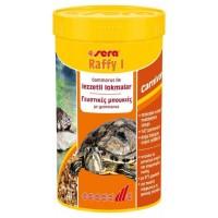 Sera Raffy I Kaplumbağa Yemi 250 ml  35 Gr