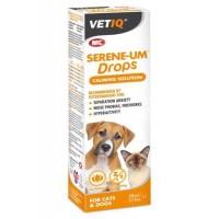 Mc Vetiq Serene-Um Drops Kedi&Köpekler Için Sakinleştirici Solüsyon 100 ml