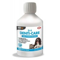 Mc Vetiq Denti-Care Kedi&Köpek Için Ağiz Ve Diş Bakim Solüsyonu 250 ml