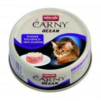 Animonda Carny Ocean Ton Balığı Ve Kırlangıçlı Kedi Konservesi 80 Gr