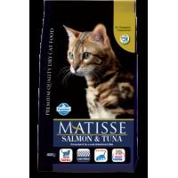 Matisse Somonlu Tuna Balıklı Yetişkin Kedi Maması 10 Kg