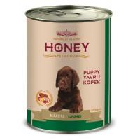 Honey Premium Puppy Kuzu Etli Yavru Köpek Konservesi 415 Gr