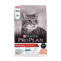 Pro Plan Original Senior Longevis 7+ Somonlu Yaşlı Kedi Maması 3 Kg