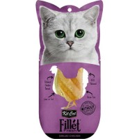 Kit Cat Fillet Fresh Grill Chicken Fileto Tavuklu Kedi Ödülü 30 Gr