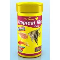 Ahm Tropical Mix Flake Pul Balık Yemi 250 ml