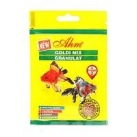 Ahm Goldi Mix Granulat Japon Balığı Yemi 15 gr