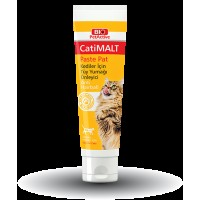 Pet Active Cati Malt Paste Tüy Yumaği Önleyici Kedi Vitamini 100 ml