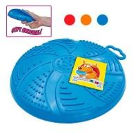 *Georplast Roger Yüzen Frizbi Köpek Eğitim Oyuncaği 18 Cm