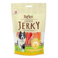 Reflex Chicken Jerky Tavuk Fileto Doğal Köpek Ödülü 80 gr