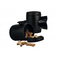 Flexi Çok Amaçlı Kutu, 7X5cm Siyah