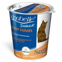 Sanabelle Shiny Hair Tüy Güzelliği İçin Kedi Ödül Maması 150 Gr