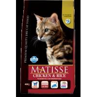 Matisse Tavuklu Pirinçli Yetişkin Kedi Maması 1.5 Kg
