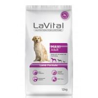 La Vital Dog Adult Maxi Büyük Irk Kuzu Etli Yetişkin Köpek Mamasi 12 Kg