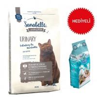 Sanabelle Urinary Glutensiz İdrar Yolları Sağlığı İçin Kedi Maması 10 Kg+Paticat Kedi Kumu 10 Kg Hediye