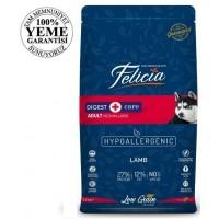 Felicia High Premium Low Grain Düşük Tahıllı Kuzu Etli Yetişkin Köpek Maması 15 Kg