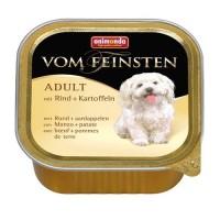 Animonda Sığır Etli&Patatesli Konserve Köpek Maması 150 Gr