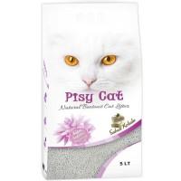 Pisy Cat Sabunlu Tozsuz Topaklaşan İnce Kedi Kumu 5 Lt