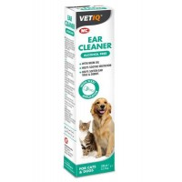Mc Vetiq Ear Cleaner Kedi&Köpek Için Kulak Temizleme Solüsyonu 100 ml