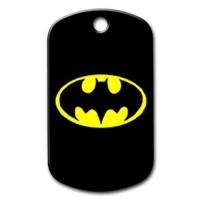 Dalis Pet Tag - Batman Logo Kedi Köpek Künyesi