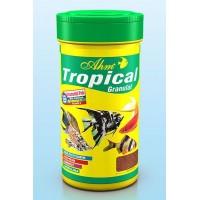 Ahm Tropical Granulat Balık Yemi 100 ml