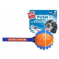 Gigwi 6180 Push To Mute Gülle Ses Kont. Köpek Oyuncağı