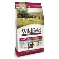 Wildfield Tavuklu ve Somonlu Tahılsız Yavru Köpek Maması 2 kg