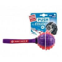 Gigwi 6179 Push To Mute Gülle Ses Kontrollü Köpek Oyuncağı 7.5 cm