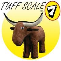*Tuffy Jr Zoo Extra Sağlam Boğa Köpek Oyuncaği 46 Cm