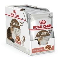 Royal Canin Ageing + 12  12 Yaşin Üstündeki Kediler Için Kedi Konservesi  85 Grx12 Adet