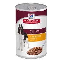 Hills Science Plan Adult Chicken Tavuklu Yetişkin Köpek Konservesi 370 Gr