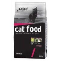 Golosi Cat Pollo&Tacchino Tavuk Ve Hindili Yetişkin Kedi Mamasi 20 Kg