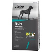 Golosi Dog Fish Balikli Ve Pirinçli Yetişkin Köpek Mamasi 12 Kg