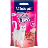 Vitakraft Cigerli Yumuşak Kedi Ödülü 40 Gr