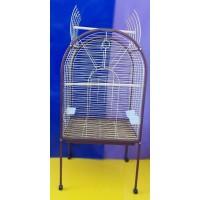 Dayang Papağan Eğitim Kafesi Ayaklı 78X60X156 Cm