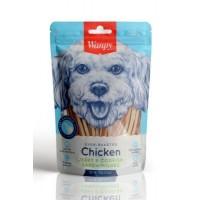 Wanpy Oven Roasted Tavuklu Morina Balıklı Sandviç Köpek Ödülü 100 Gr