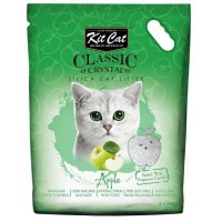 Kit Cat Apple Elma Kokulu Silika Kedi Kumu 5 Lt