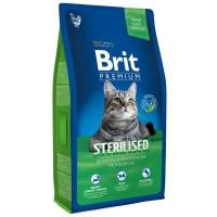 Brit Premium Sterilised Kısırlaştırılmış Kedi Maması 1,5 Kg