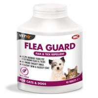 Mc Vetiq Flea Guard Kedi ve Köpekler İçin Pire ve Kene Uzaklaştırıcı 90 Tablet
