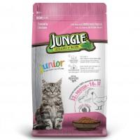 Jungle Junıor Tavuklu Yavru Kedi Maması 15 Kg