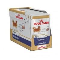 Royal Canin Chihuahua Adult Pouch Yetişkin Köpekler İçin Konserve 85 Grx12 Adet
