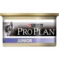 Pro Plan Junior Tavuklu Yavru Kedi Konservesi 85 Gr