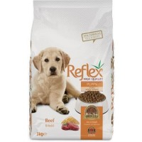 Reflex Biftekli Yavru Köpek Mamasi 15 Kg