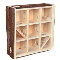 Trixie Kemirgen İçin Doğal Oyun Evi, 30X30X10cm