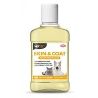 Mc Vetiq Skin&Coat Kedi ve Köpekler İçin Sıvı Omega 3,6&9 Takviyesi 250 ml
