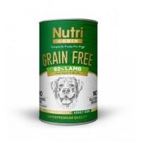 Nutri Canin Kuzu Etli Patatesli Tahılsız Yetişkin Köpek Konservesi 400 Gr