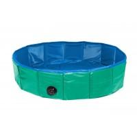 Karlie Köpek Havuzu 120 Cm Çap Yeşil-Mavi