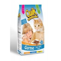Quik Gurme Yetişkin Kedi Maması 12 Kg