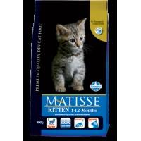 Matisse Kitten Yavru ve Emziren Kediler için Kuru Mama 10 Kg