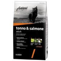 Golosi Cat Tonno&Salmone Ton Balik Ve Somonlu Yetişkin Kedi Mamasi 1.5 Kg